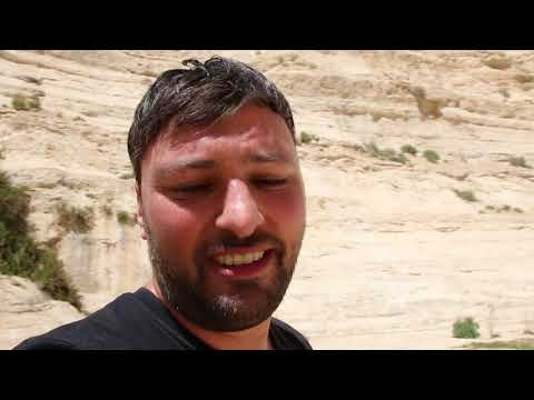 Beautiful at the Negev Desert, see how wonderful it is. 30 March 2018