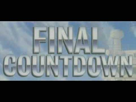 Maine Pyar Kiya title song copied from Final Countdown