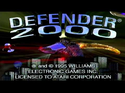 Defender 2000 Review for the Atari Jaguar by Second Opinion Games