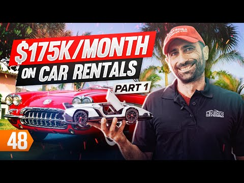 From $0 to $175K/Month with a Car Rental Business (Pt. 1)