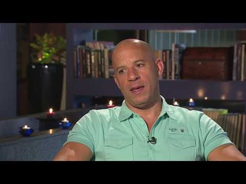 Monita Rajpal interviews Vin Diesel