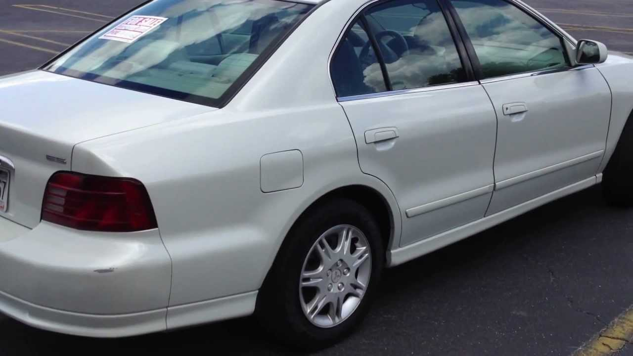2001 Mitsubishi Galant ES - Great Car for Sale in Atlanta ...
