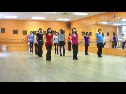 Night Nurse - Line Dance (Dance & Teach in English & 中文)