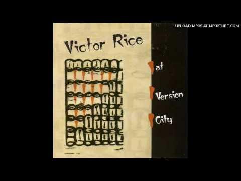 Victor Rice - Agenda