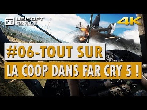"""📺 Far Cry 5 : """" La Coop """" Tout Sur #06 Gameplay PC / PS4/ XBOX ONE"""