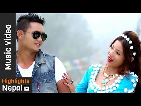 MERO DHADHKAN - New Nepali Romantic Song 2016/2073 by Bhim Rai & Sunita Lama   Amir Dong Lama