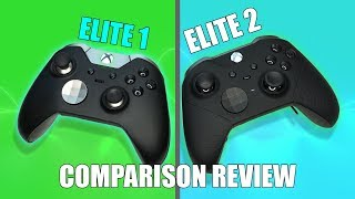 Xbox one elite controller 1 VS 2 should you really upgrade
