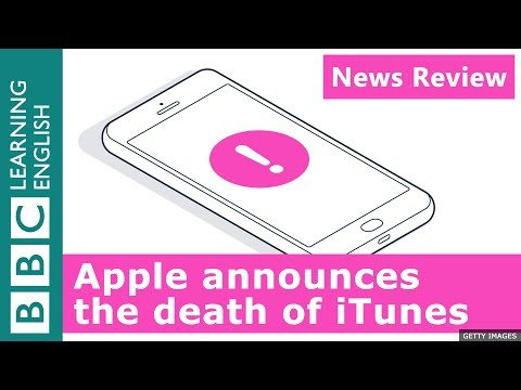 Apple announces the death of iTunes - News Review