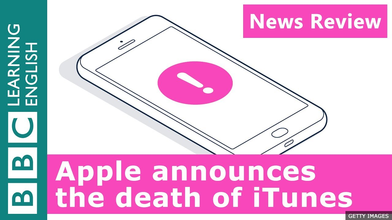 The News Review >> Apple Announces The Death Of Itunes News Review