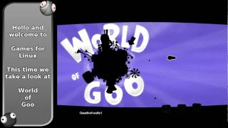 Games for Linux: World of Goo