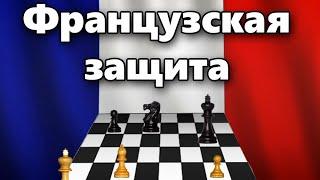 Уроки шахмат. Французская защита. Партия разрядников. Разбор типовых ошибок.