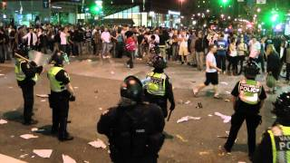 STANLEY CUP RIOTS IN VANCOUVER FULL HD JUN 15 2011