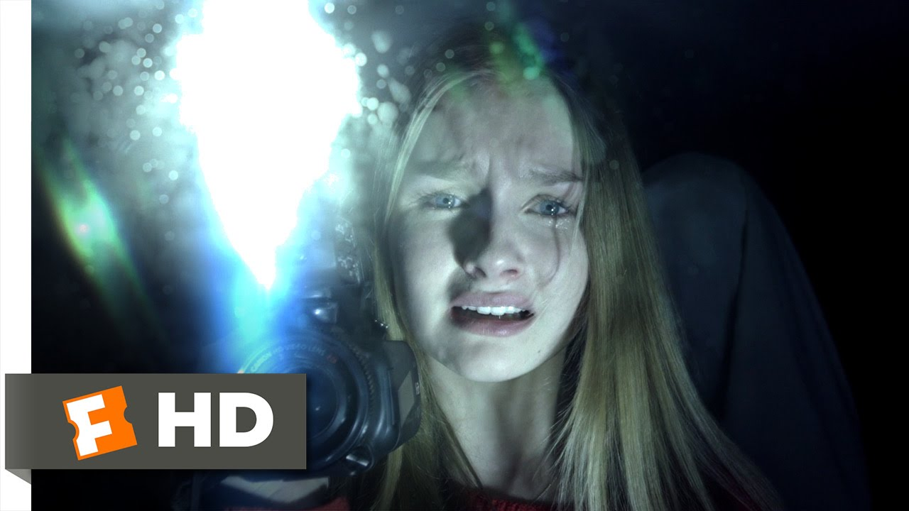 The Visit (8/10) Movie CLIP - Diapers and Death (2015) HD - YouTube