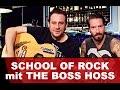 Boss Hoss Erklären Wie Ihr Dos Bros Selber Spielen Könnt In Der SCHOOL OF ROCK mp3