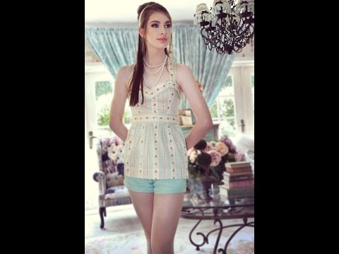 Cameo Camisole and Shorts