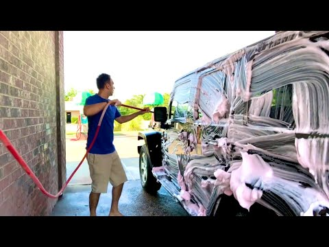 Self Service Car Wash | Indian Lifestyle In USA | This Indian