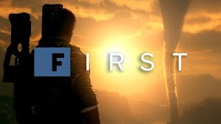 Just Cause 4: Showcasing Every Extreme Weather Type - IGN First
