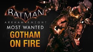 Batman: Arkham Knight - Gotham on Fire (Firefly)