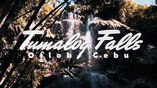 Tumalog Falls  - Oslob Cebu   Cinematic Travel Video   a6300 and Zhiyun Crane