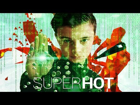 MATRIX SIMULATOR !! | Superhot VR ( HTC Vive) |