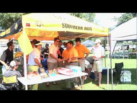 Southern Miss Traditions - Tailgating in The District