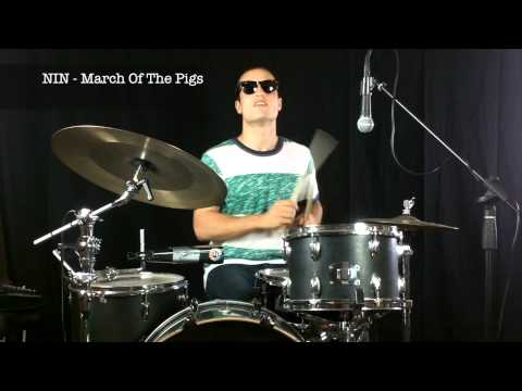 25 Legendary Drum Parts in 3 Minutes
