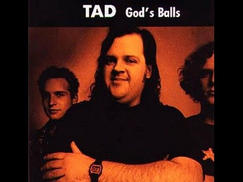Tad - God's Balls - (Full Album) 1989