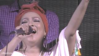 Indra Lesmana & Friends ft. Rieka Roslan - Ekspresi @ Mostly Jazz in Bali 16/04/2017 [HD]