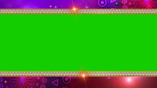 Beautiful Wedding Animation Background Green Screen Effects || Kishore Gfx