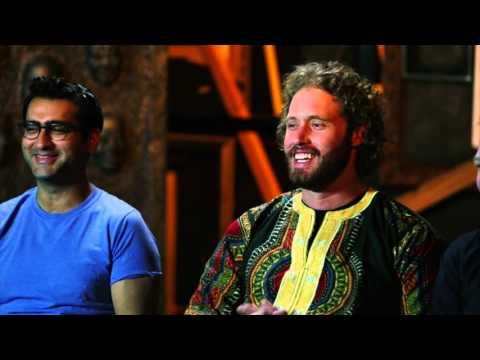 T.J. Miller and Kumail Nanjiani Play Dark Souls III