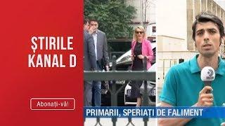 Stirile Kanal D(11.06.2019) - Primarii, speriati de faliment! Editie de pranz