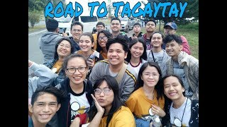 Vlog #15 - TRAVEL VLOGS:  ROAD TO TAGAYTAY  | Shemmy Vlogs