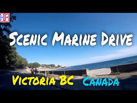 Victoria BC | Scenic Marine Route | Travel Guide | Episode# 14