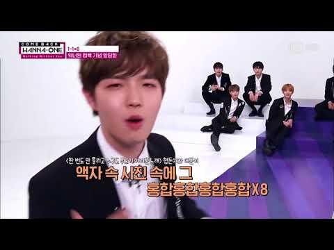 [INDO SUB] Wanna One Comeback Special - Waktu untuk Bicara Jujur