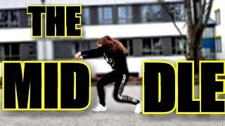 """THE MIDDLE"" - Zedd / @MattSteffanina Choreography / Cover by @AnaG"