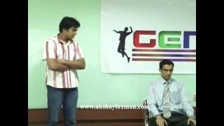 Mind Reader - Akshay Laxman LIVE - Ghost Hypnosis