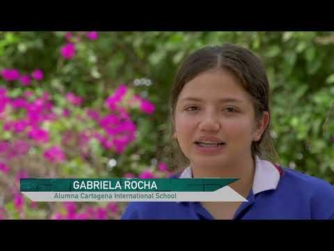 En Cartagena, estudiantes aprenden con tecnología | #ViveDigitalTV C15 N3