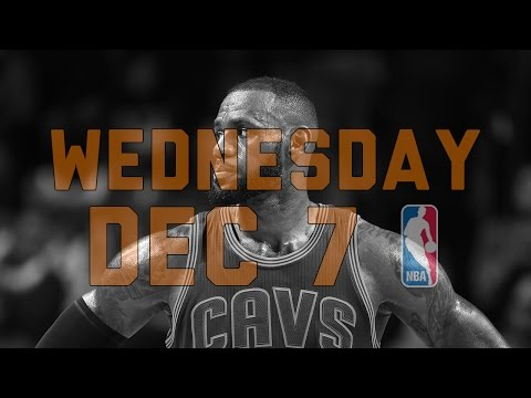 NBA Daily Show: Dec. 7 - The Starters