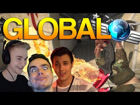 CS:GO - GLOBAL MM (w/ HOUNGOUNGAGNE & Mantrousse)