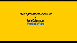 Fiverr service : Convert Excel Calculator to Html For Websites or WordpRess(Do you want to know how to create a live excel spreadsheet and convert that spreadsheet in html .convert spreadsheet to website . Or convert Excel spreadsheet ..., 2014-06-23T10:49:03.000Z)