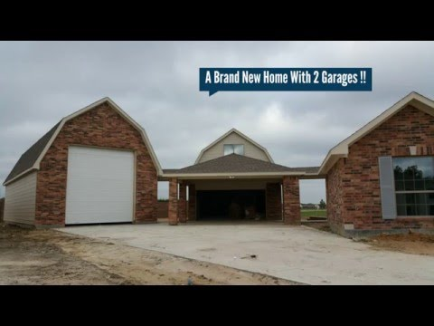 Big garage homes youtube for House with big garage