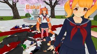 [Yandere Simulator] [Mod] Rival-chan mod by Lana Rose - Here Satomi comes !