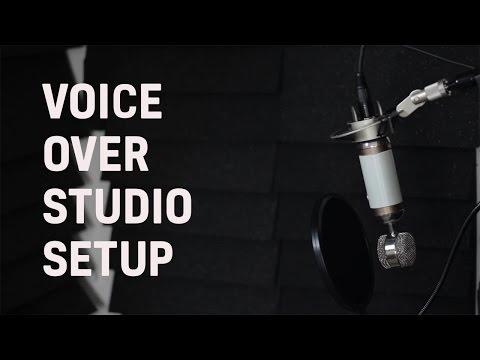 Budget Home Voice Over Studio - Tutorial