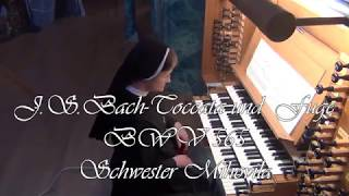 J.S.Bach: Toccata und  Fuge BWV 565