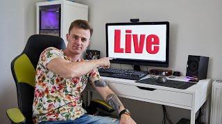 Live na, którym odpowiem na Twoje pytania thumbnail