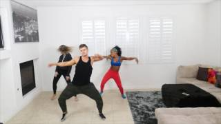 Fitness Marshall Takeover Dance Workout with Keaira LaShae