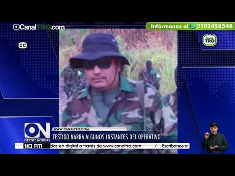 Policía abatió en Chinácota a alias Inglaterra
