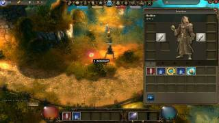 Drakensang Online Gameplay Review - Inside the Den HD Video Feature