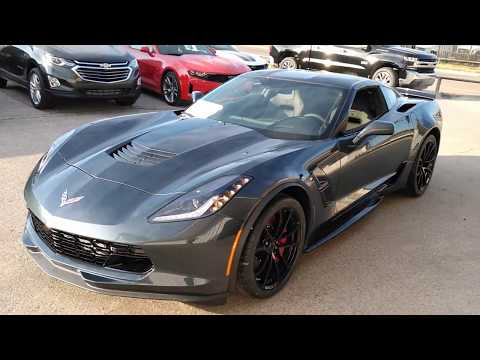 Chevrolet Corvette Grand Sport SHADOW GRAY METALLIC .L SPEED PADDLE SHIFT AUTOMATIC