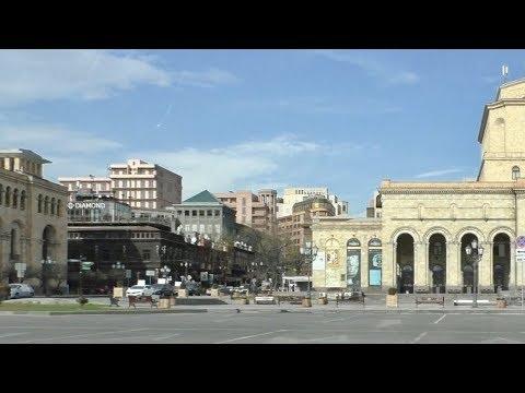 Yerevan, 27.03.20, Fr, Koronovirus, 3-rd Or, Minchev Hraparak, Video-1.